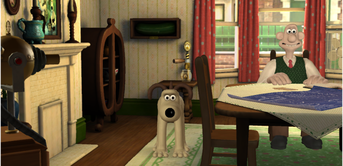 Telltale's Wallace and Gromit