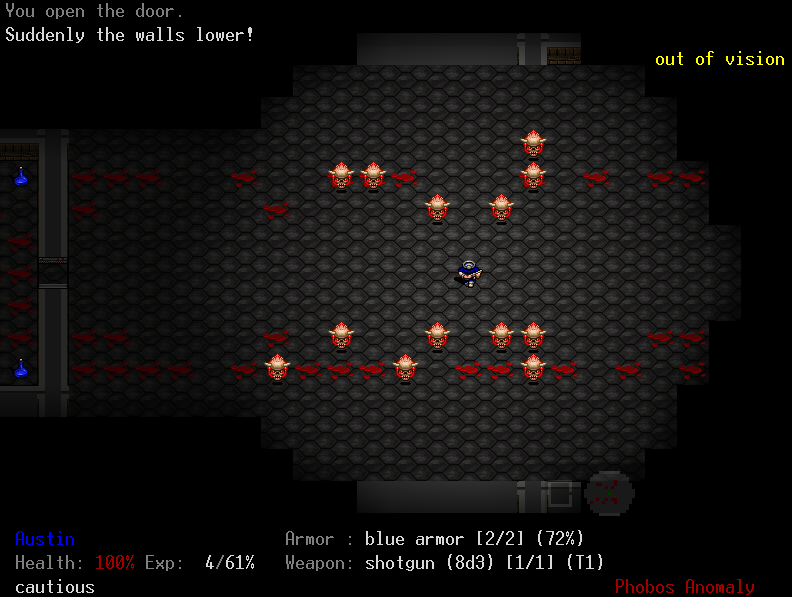 DoomRL_Roguelike+PatientRockDotCom_Surrounded