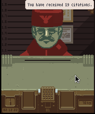 Too many citations in Papers, Please