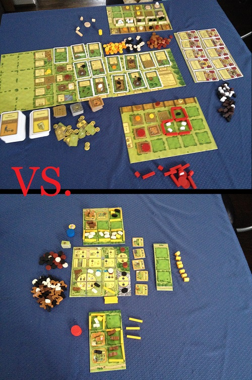 Agricola vs Agricola PatientRockDotCom