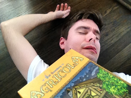 Killed by Agricola PatientRockDotCom