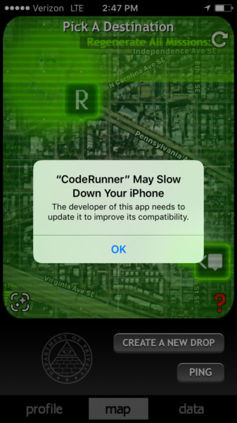 End of the road for CodeRunner