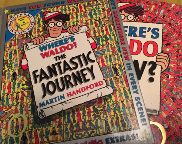 Where's Waldo covers