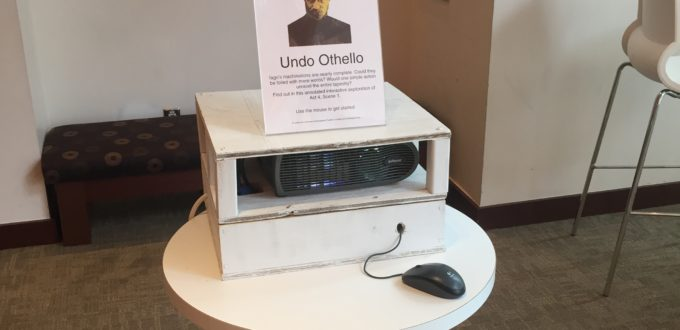 Undo Othello in Lobby