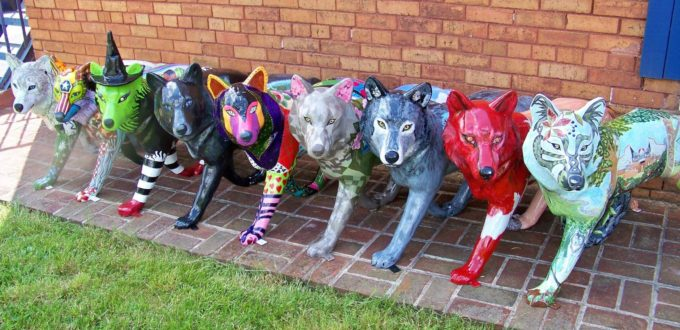 Abingdon, Virginia's Wolves