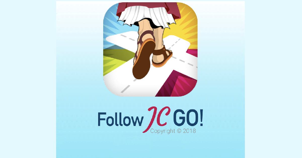 Follow JC Go!