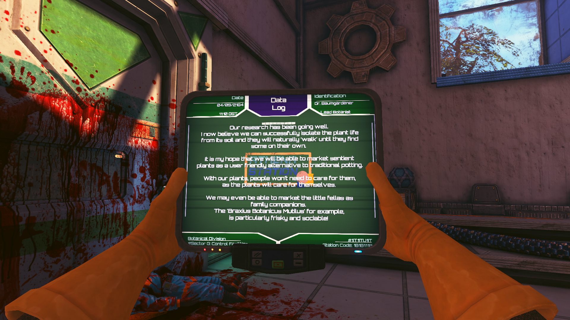 Viscera Cleanup Detail