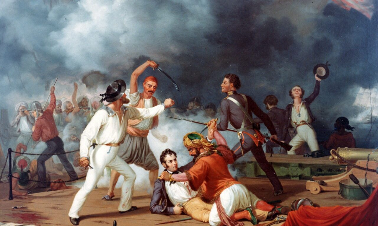 Stephen Decatur, First Barbary War