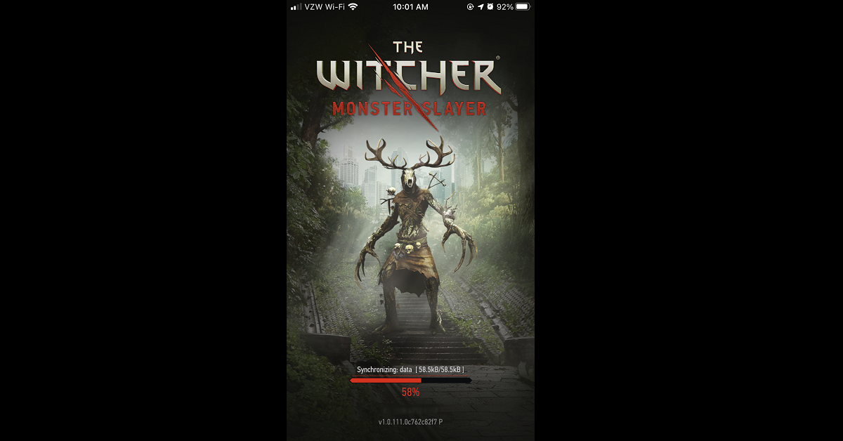 The Witcher: Monster Slayer, a new location-based augmented reality game